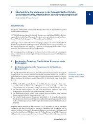 Nationaler Bildungsbericht Österreich 2012, Band 2, Kapitel 2 ... - Bifie