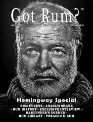 Hemingway Special - Got Rum?