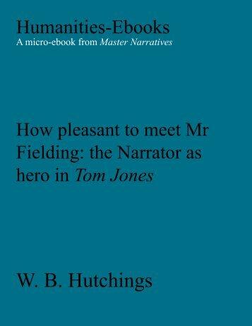 WB Hutchings - Humanities-Ebooks
