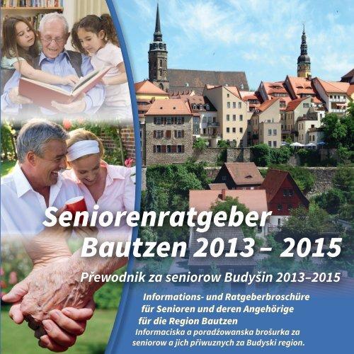 Seniorenratgeber Bautzen 2013 – 2015