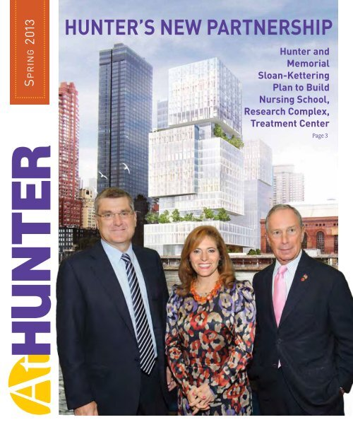 Spring 2013 Edition Pdf Hunter College Cuny As the vice chancellor for facilities planning, construction & management at the city university of new york, ms. edition pdf hunter college cuny