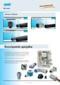 Dławnice kablowe HSK, zwykłe - Hummel AG - Page 6