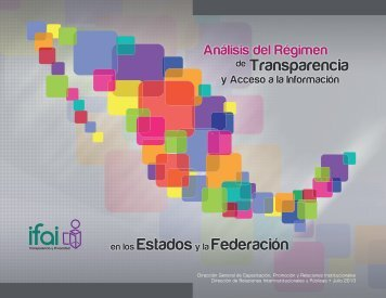 03-IFAI-Analisis del Régimen de Transparencia....pdf