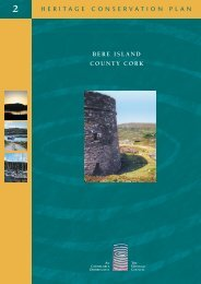 Bere Island Conservation Plan - The Heritage Council
