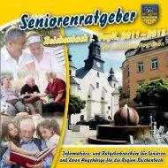 Seniorenratgeber Reichenbach i. Vogtl. 2011-2013