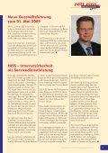 Ausgabe 01/2009 - HUTH ELEKTRONIK SYSTEME GmbH - Page 3