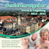 Seniorenratgeber Zittau 2012-2014