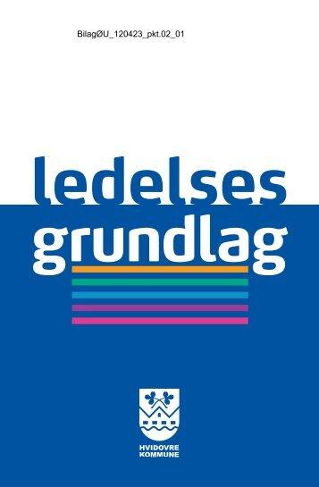 Ledelsesgrundlag v3.pdf - Hvidovre Kommune