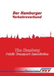 Unternehmensbroschüre (PDF 1,5 MB - neues Fenster) - HVV