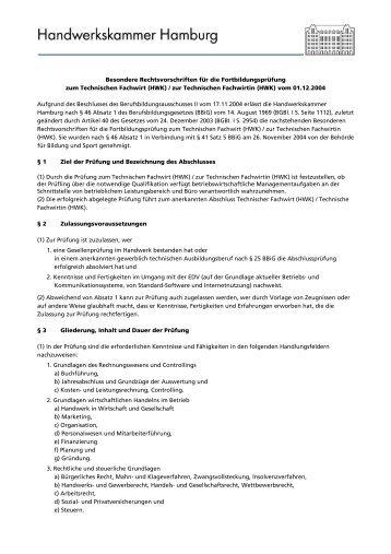 Muster Für Einen Aufhebungsvertrag Handwerkskammer Hamburg