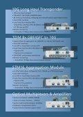 10G Optical Transport Platform - Page 5