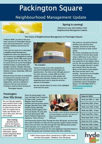 Packington Square - Hyde Housing Association
