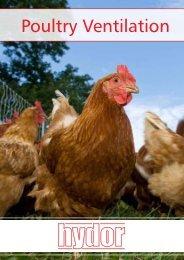 Poultry Ventilation - Hydor