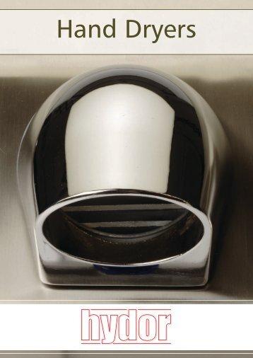 Hand Dryers - Hydor