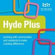 Hyde Plus (1MB) - Hyde Housing Association