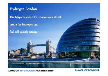 Hydrogen London - HYDROGEN LINK