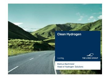 download presentation - HYDROGEN LINK
