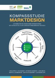 Kompassstudie Marktdesign - Bundesverband Erneuerbare Energie ...