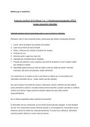 Legea prevenirii infectiilor - Gesundheitsamt