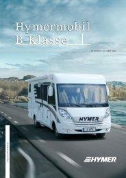 Hymermobil B-Klasse - UwKampeerauto.nl