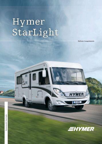 Hymer StarLight - HYMER.com
