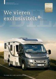 Brochure Hymer 2013 - UwKampeerauto.nl