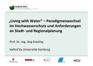 Living with Water – Paradigmenwechsel beim ... - LOICZ