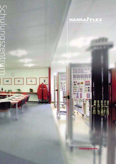 Schulungszentrum - Hansa Flex