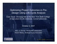 View this entire presentation in PDF format - I2SL