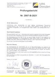 Mitglied des Verbandes der Materialprüfungsärnter ... - Asecos Gmbh