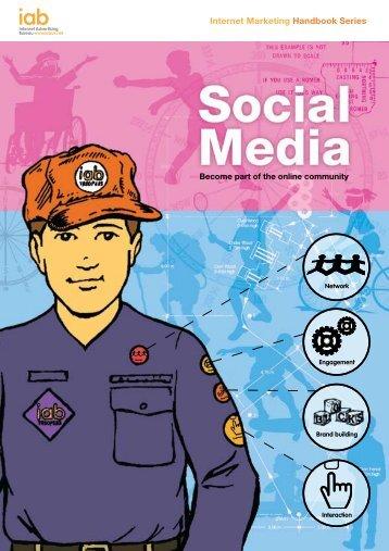 Internet Marketing Handbook Series - IAB UK