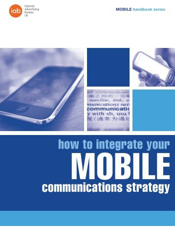 How to integrate comms strategy - IAB UK