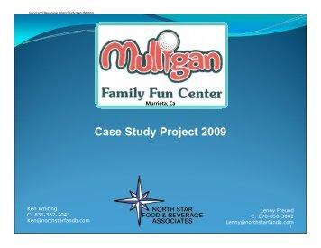 Mulligan Family Fun Center Food & Beverage Case Study - IAAPA