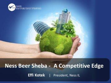Ness Beer Sheba