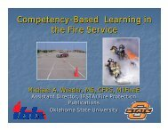 Competency-Based Learning in the Fire Service.pptm