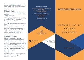 IBEROAMERICANA - Ibero-Amerikanisches Institut