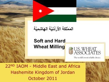 Soft and Hard Wheat Milling