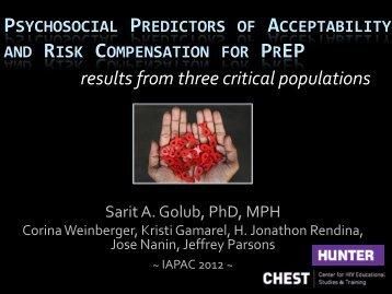 PrEP - IAPAC