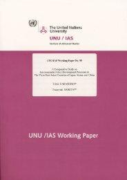 Untitled - UNU-IAS