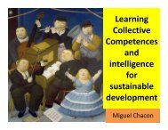 Learning Collective Competences and intelligence for ... - UNU-IAS