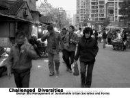 Challenged Diversities Challenged Diversities - UNU-IAS