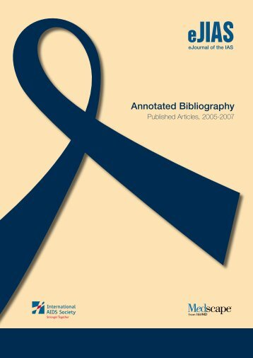 Annotated Bibliography - International AIDS Society