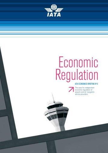 Economic Regulation - IATA