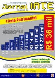Título Patrimonial - Iate Clube de Brasília