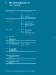 Siemens-Geschäftsbericht 2011, zusammengefasster Lagebericht
