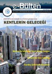 e – Bülten - İstanbul Büyükşehir Belediyesi