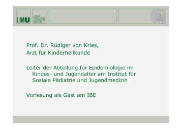 RCT - IBE