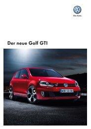 Der neue Golf GTI - Autohaus Perski ohg