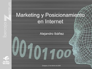 Marketing y Posicionamiento en Internet
