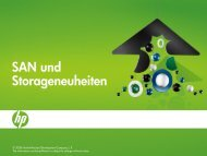 EVA4400 Announcement Presentation - bei der IBH IT-Service GmbH